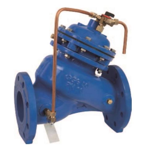 Клапан регулирующий (регулятор давления воды)