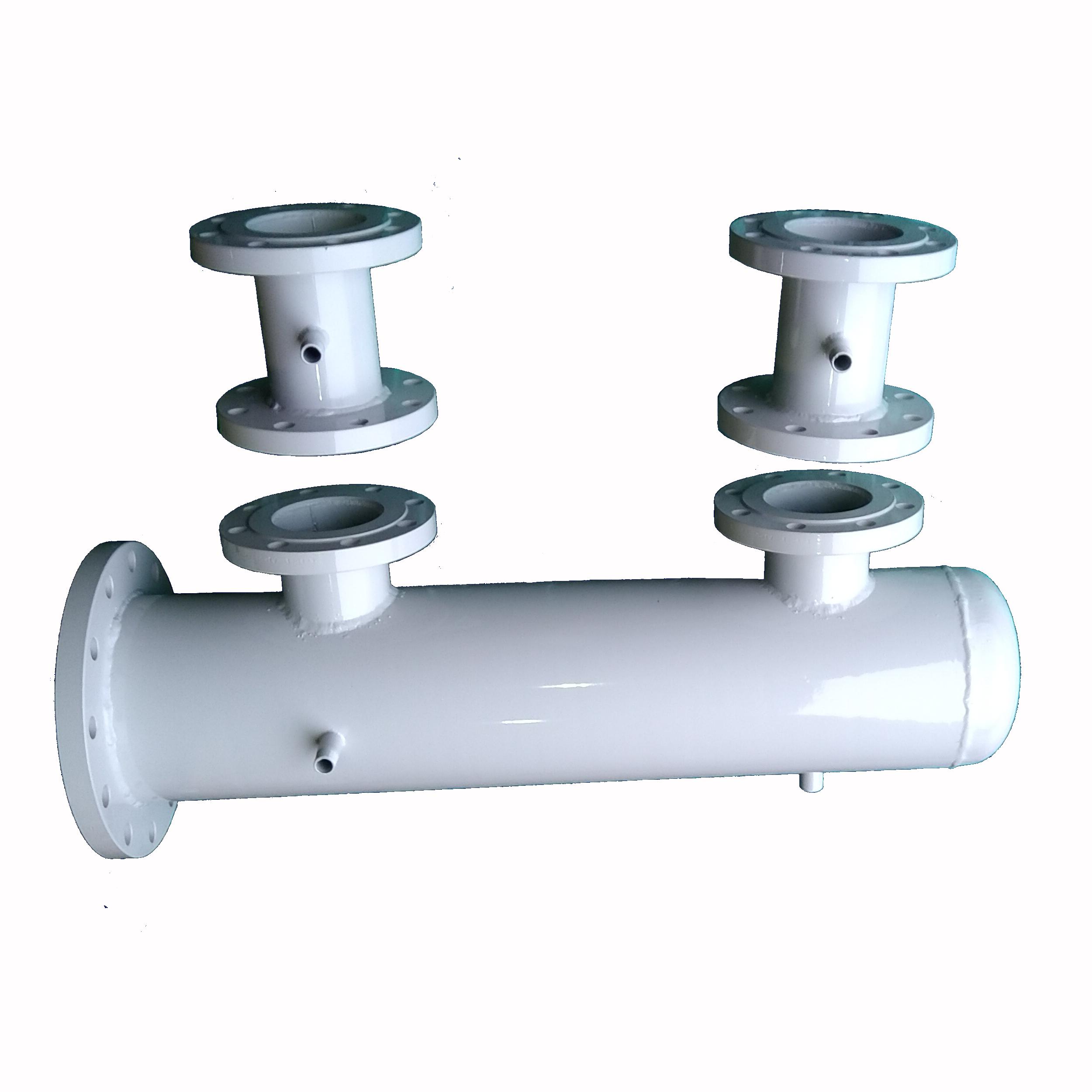 Коллектор для систем отопления и тепловых пунктов