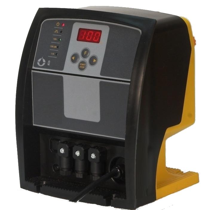 Электромагнитный (соленоидный) насос-дозатор,для дозирования нейтральных и агрессивных сред ИНОТЭК