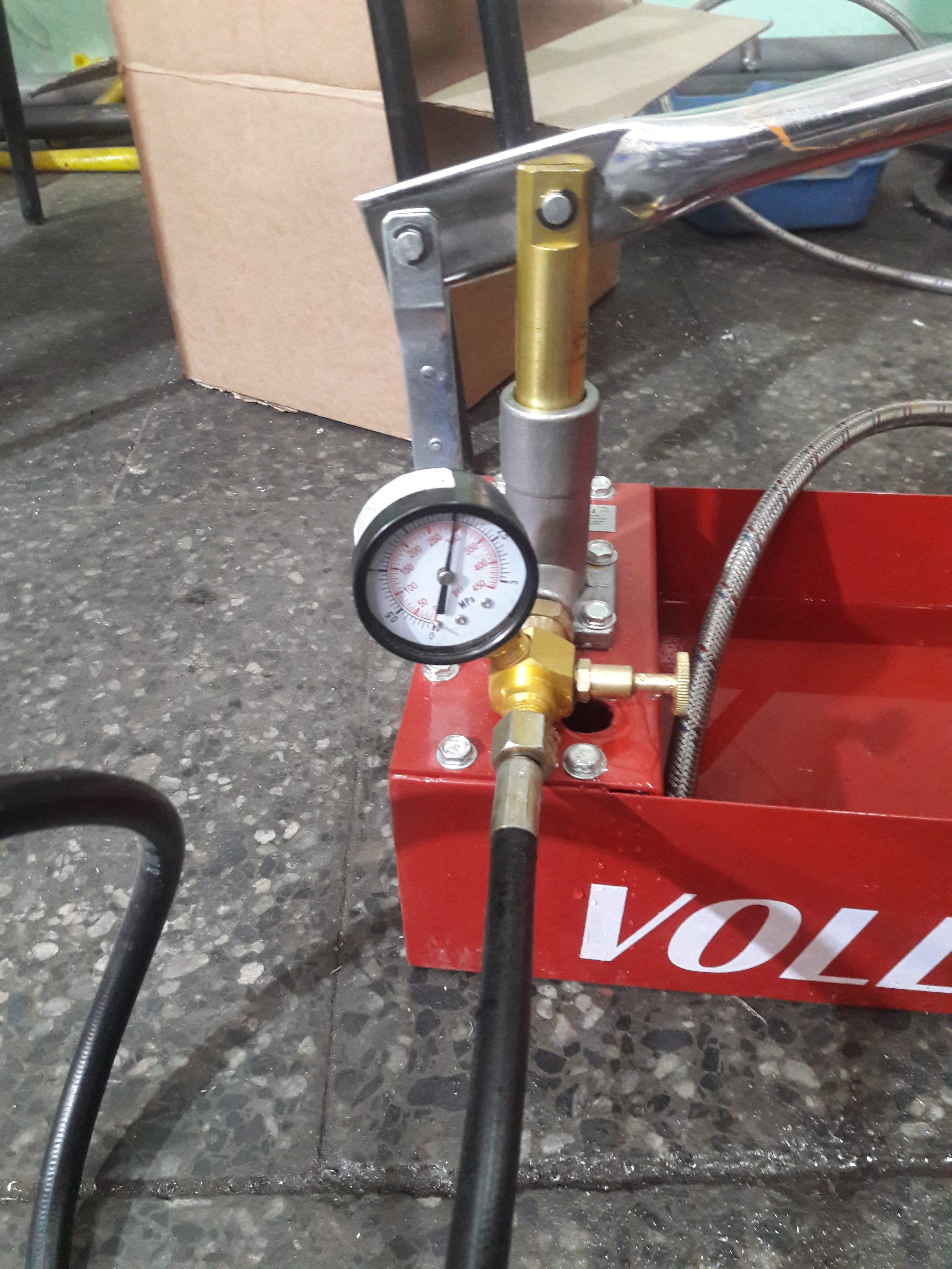 Соединения с использованием штампованных пресс-фланцев, отбортовок и пресс-фланцевых уплотнений ПФУ выдержали испытание давлением на герметичность